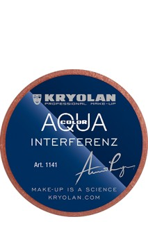 Fard à eau Aquacolor Interferenz Kryolan