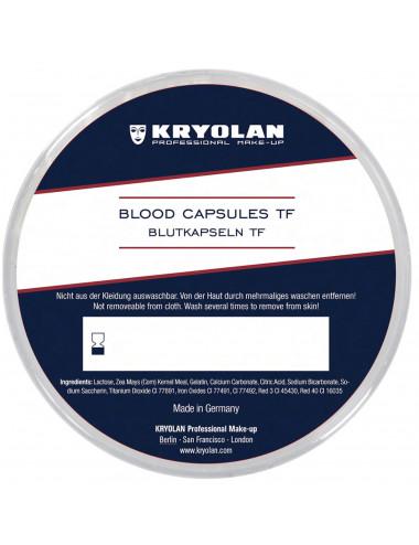 Capsules sang blood Kryolan