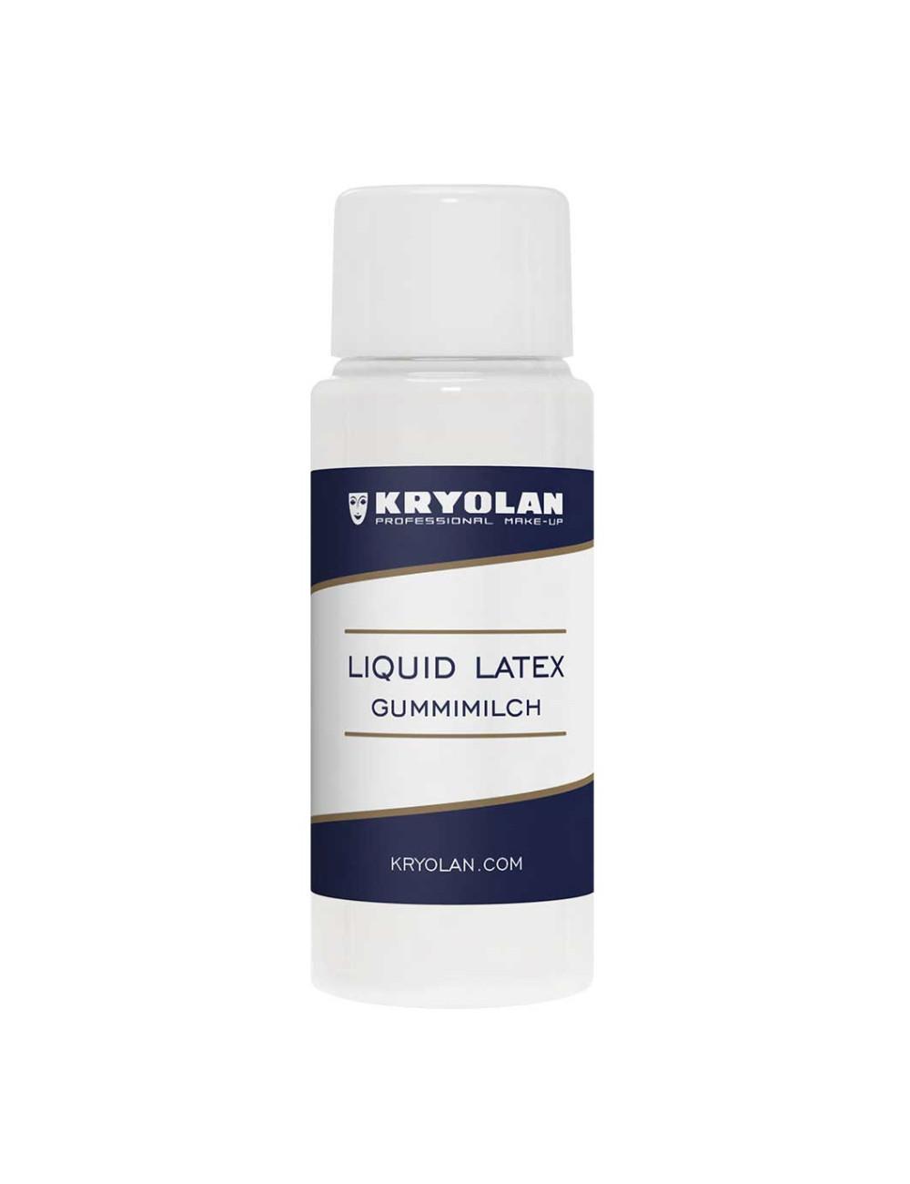 Latex liquide non coloré 30 ml Kryolan