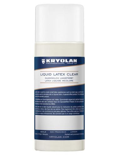 Latex liquide non coloré 100 ml Kryolan