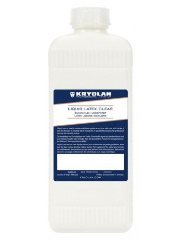 Latex liquide non coloré 500 ml Kryolan