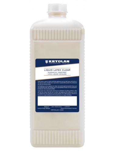 Latex liquide non coloré 1000 ml Kryolan