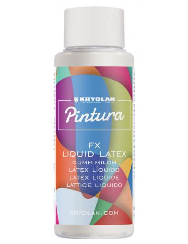 Latex liquide pintura