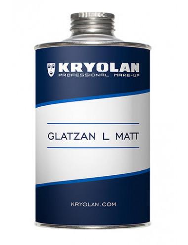 Glatzan Matt en 500ml