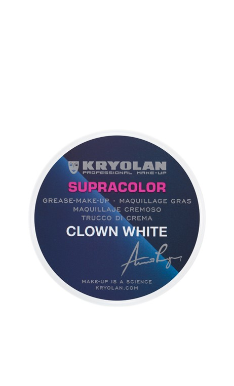 Supracolor Clown White 30g