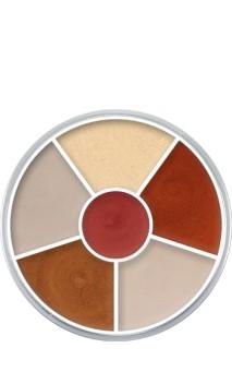 Palette fard crème Interferenz