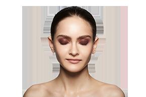Maquillage de fêtes pour Noel et le Reveillon - Kryolan Maquillage