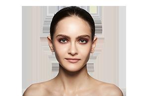 Maquillage pour le reveillon - Paillettes - Kryolan